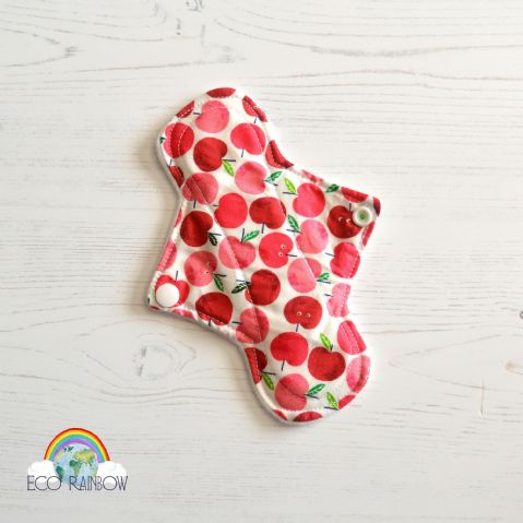 "7"" Mini Cotton  Red Apple"